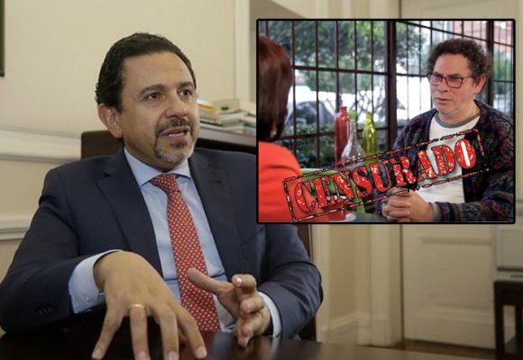 Censura de la oficina del Alto Comisionado de Paz a entrevista de Pastor Alape