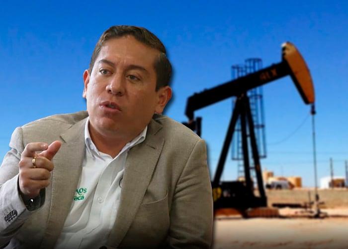 Carlos Amaya, el gobernador de Boyacá que le ganó el primer round al fracking