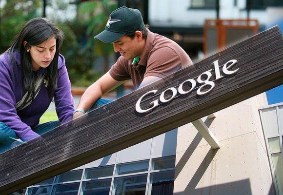 Google inicia programa de prácticas universitarias en Colombia