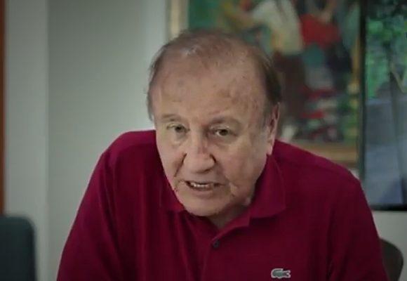 Rodolfo Hernández renuncia a la Alcaldía de Bucaramanga