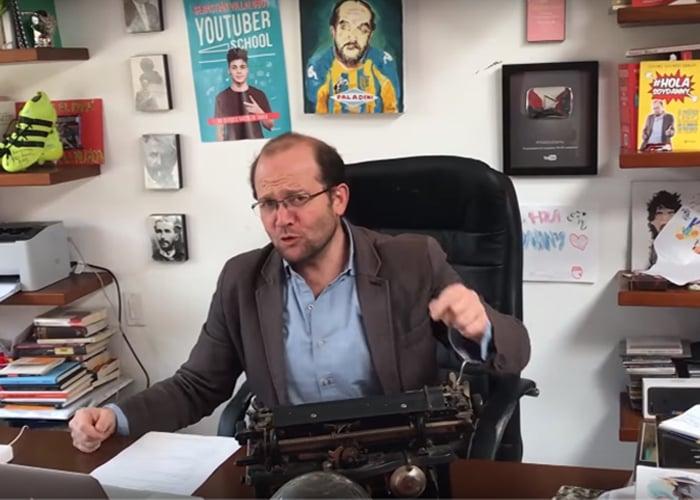 La campaña en redes contra Daniel Samper Ospina