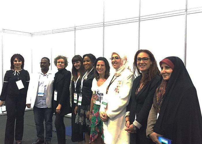 Hasta África llegan las iniciativas paisas para la protección de la mujer