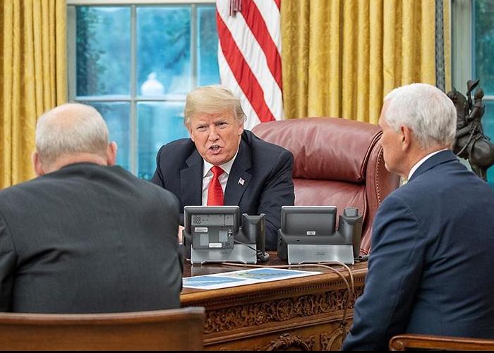 Trump, del fracaso del histrión al fracaso del neoliberalismo