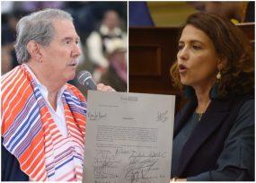 Desplante a líderes sociales provoca control político a ministros de Defensa e Interior