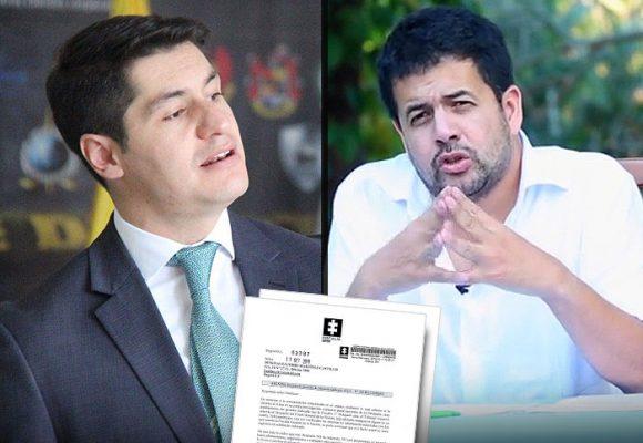 Fiscal Abushihab responde a las quejas del abogado de las Farc