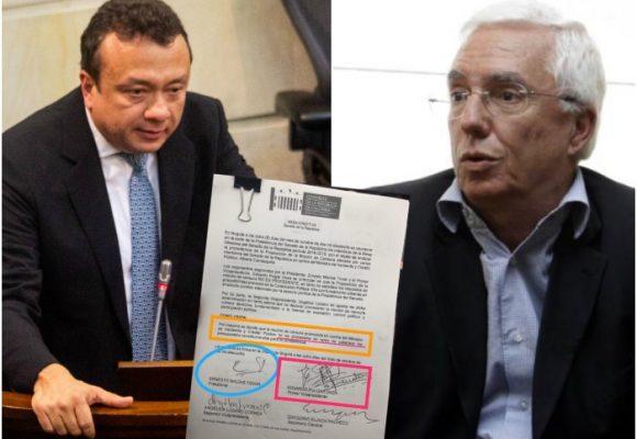 Pulgar le cumplió a Duque: hundió la moción contra Carrasquilla