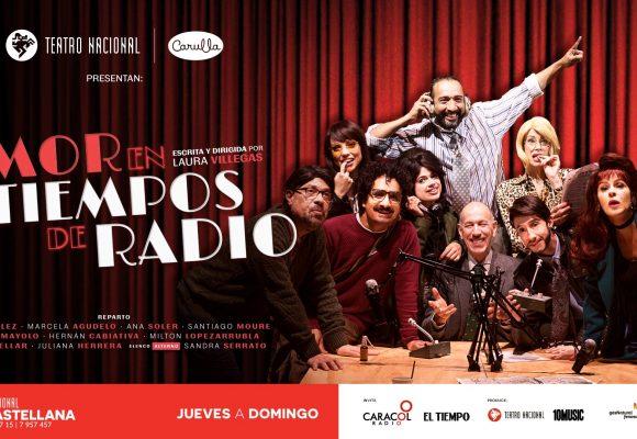 Amor a Julito, a Félix, a Yolanda, a todos los grandes de la radio