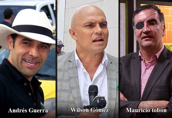 Listos los candidatos del uribismo para la Gobernación de Antioquia