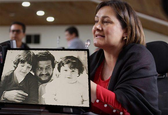 El furioso dolor que mueve a Ángela Garzón en su lucha por la cadena perpetua para violadores