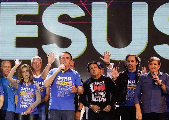 El poder de los evangélicos en las elecciones de Brasil