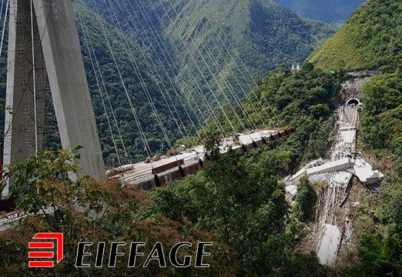 El pedigree de los franceses que van a construir el nuevo puente Chirajara