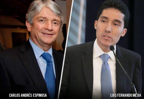 La puja por la dirección de Fedesarrollo sacó a Luis Fernando Mejía de Fogafin
