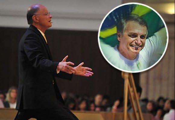 Edir Macedo, el poderoso pastor evangélico que empujó a Bolsonaro a la presidencia