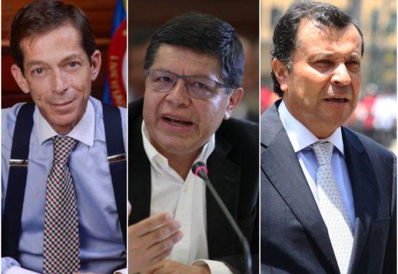 Más embajadas en cabeza de políticos