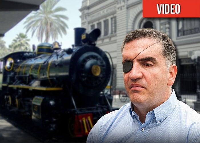 Renacer del ferrocarril de Antioquía