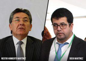 Campanazo del abogado del partido Farc al Fiscal