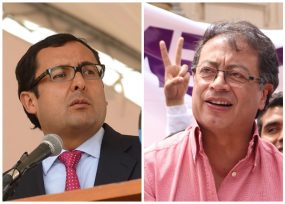 ¿Quién es el contralor de Bogotá que tiene multado con $ 300.000 millones a Petro?