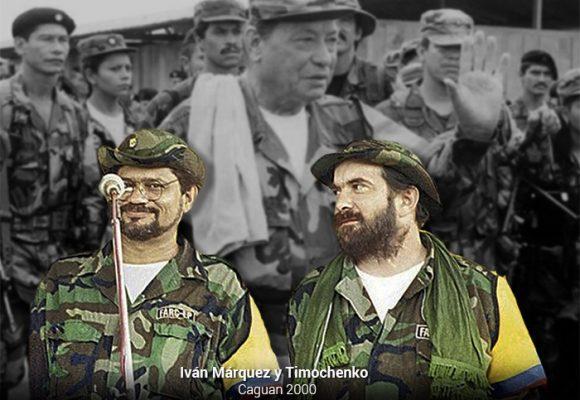 Iván Márquez siempre quiso ser el máximo comandante. ¿Cuál es su nuevo plan en la selva?