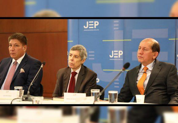 La hora de los secuestrados en la JEP