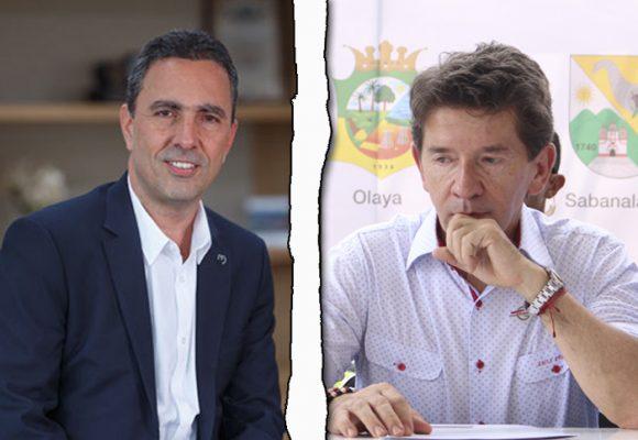 Nuevo round entre EPM y el gobernador de Antioquia, Luis Pérez