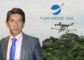 Los llaneros que se quedaron con el negocio de la fumigación con drones