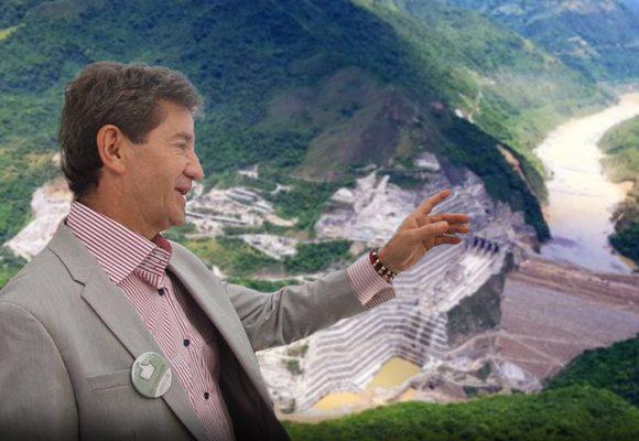 Salto al vacío del gobernador de Antioquia y la sociedad Hidroituango