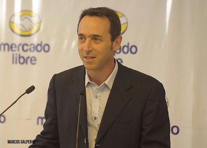 El campeón de comercio en línea en América Latina es Mercado Libre, creada por el argentino Marcos Galperín