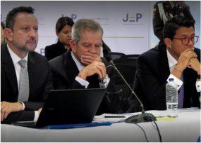 El silencio del general Montoya en la JEP