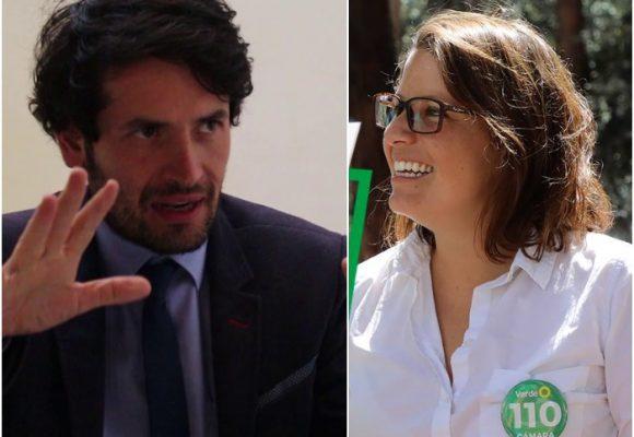 Tres liberales salvaron la moción de censura contra Carrasquilla
