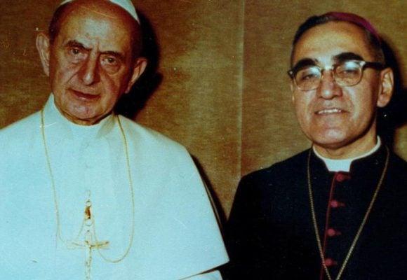 Con la canonización de Óscar Arnulfo Romero, ¡nuestra América está de fiesta!