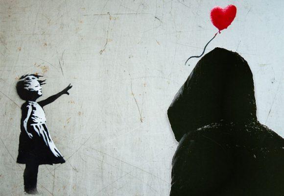 Banksy, el guerrillero del arte metido en un museo