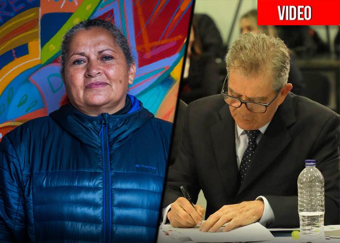 """""""En la JEP no vamos a saber la verdad de los falsos positivos"""": Entrevista Luz Marina Bernal"""