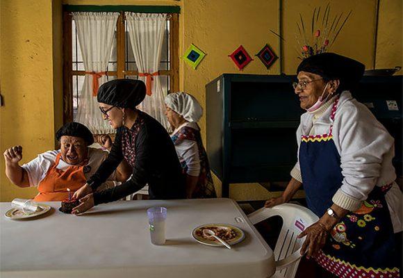 Un albergue en Ciudad de México para mujeres que fueron trabajadoras sexuales