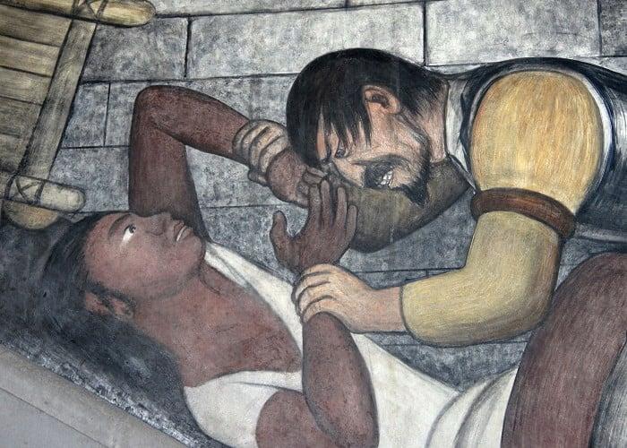 12 del patíbulo de 1492, ¿cómo blanquear la leyenda negra?