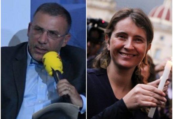El romance político de Roy y Paloma