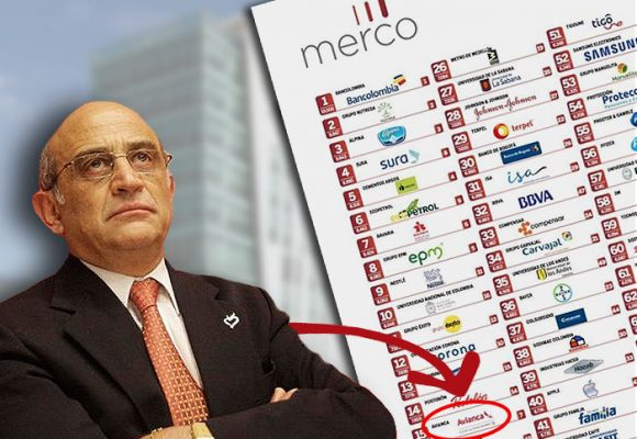 Top 10 de las marcas de más prestigio en Colombia: sale Avianca