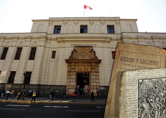 El robo de 3.000 libros que dejó sin patrimonio al Perú