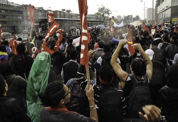 Cómo convertir una marcha estudiantil en marketing de guerrilla