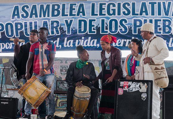 La Asamblea Legislativa Popular y de los Pueblos enciende la llama de la unidad