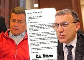 Roy Barreras podría salvar el diálogo con el ELN