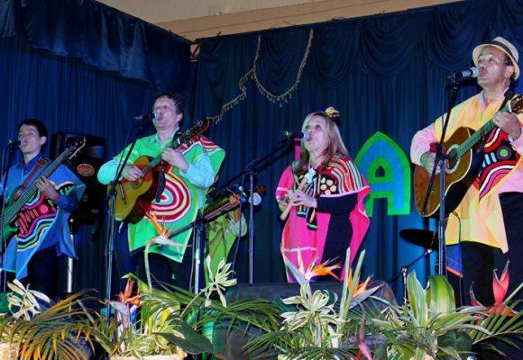 Un concierto inolvidable: Colegio Bolivariano, 75 años