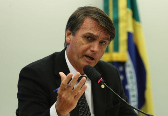 Los Bolsonaro no se hacen solos