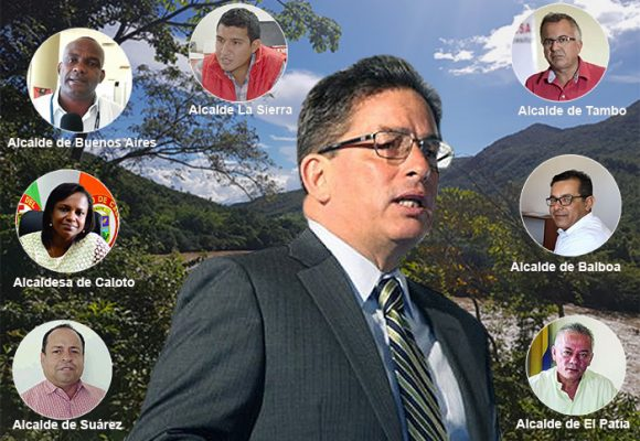Siete pobres municipios del Cauca quebrados por los bonos Carrasquilla