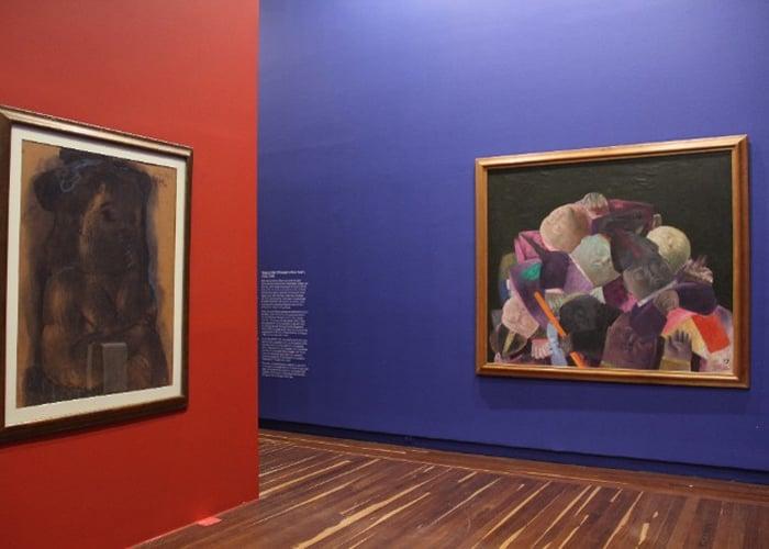 Botero en el Museo Nacional, un vistazo a sus primeras obras