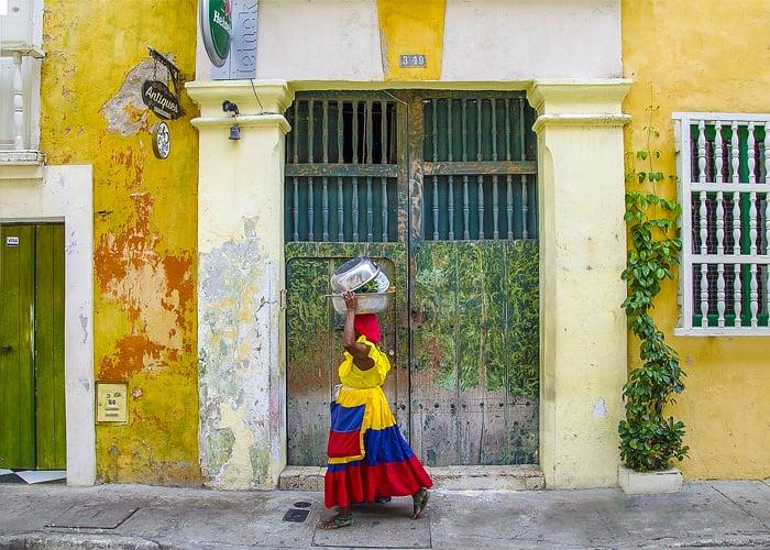 Cartagena, donde se oculta la pobreza para vender un falso paraíso