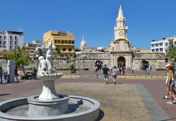 Cartagena, tres ciudades en una