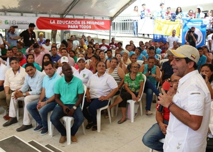 Alcalde Char, ¿para cuándo el megacolegio Salvador Suárez?