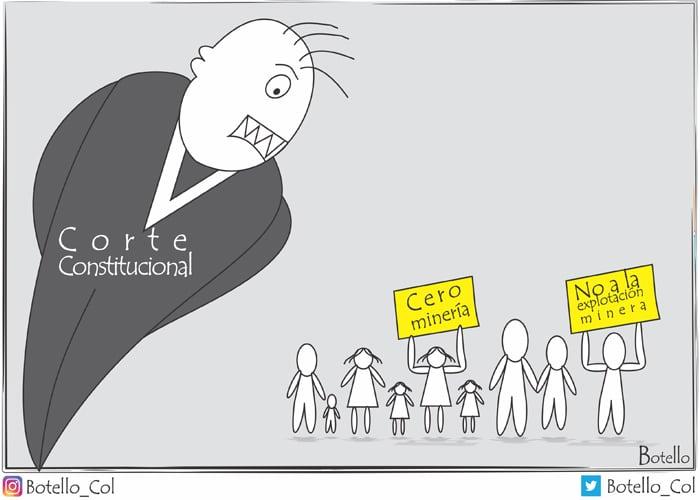 Caricatura: ¿y nuestro poder decisorio?