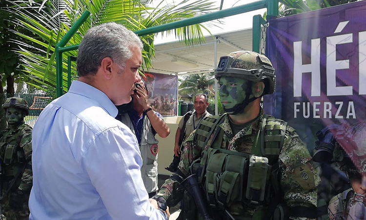 ¡Señor presidente: hablemos de coca!