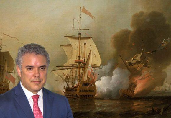 ¿Gobierno Duque evitará que se roben el Galeón San José?